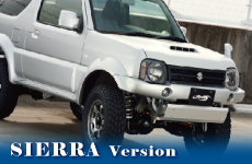 jimny SIERRA Version