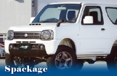 jimny S package Version